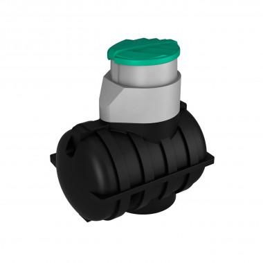 Накопительная емкость U 1250 литров oil