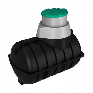 Накопительная емкость U 2000 литров oil