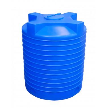 Емкость вертикальная из пластика на 8000 литров